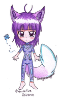 Chibi Adoptable CLOSED by forgottenlegend