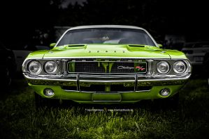1970 Dodge Challenger RT by AmericanMuscle