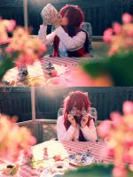 Grell in Wonderland - 4 by HoneydewLoveCosplay