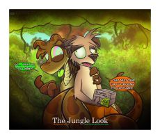 Halloween 2014: 'The Jungle Look' by Hexit