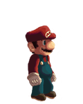 Mario Sprite (KOF XIII style) by Nighteba