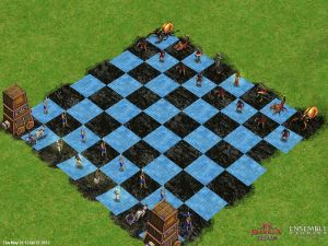 Age of Mythology Chess: Egyptian Setup