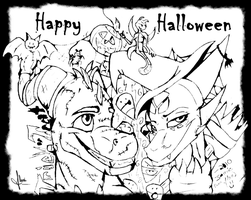 Trick or Treat by Flurious