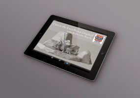 iPad2 mot by IHMAN3DSCHOOL