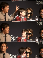 Oh Norman Reedus........ by ShadowRion