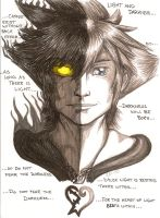 Sora Light and Darkness by Silverspegel