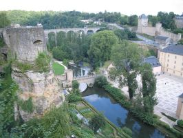 Luxembourg by natkhuach