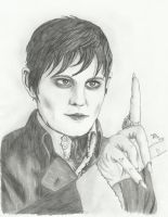 Barnabas Collins by Gothcutie