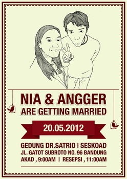 My Wedding Invitation 2 by gerysisiput