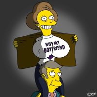 Edna krabappel by blackaer90