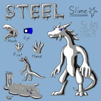 Character Profile [Steel] by K-HENRY