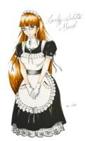 lovely lolita maid by ZakariasEatWorld