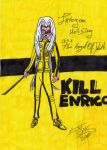 KILL BILL hellsing style color by soul-sweeper