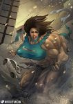 Teenage Mutant Hulk Irma by muscle-fan-comics