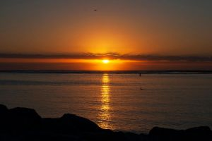 Sunrise Over Ponce Inlet by Doubtful-Della