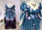 Royal Spring Faerie Gown by Firefly-Path