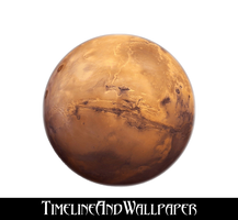 Mars 1 PNG by TimelineAndWallpaper