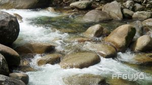 The Rocks And The Water [SHOT 1] by pfgun0
