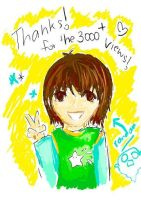 THANK YOU by JaeToh