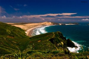 Cape Reinga by DerStrahl