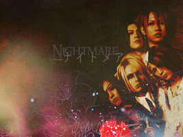 Nightmare wallpaper by xCaro-chan