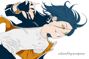 Air Gear 292 - Lind by scorpinoc