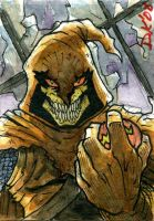 Hobgoblin Sketch Card by DKuang