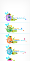 Bee2 and TuneUp Utilities 2010 by amort01