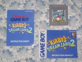 NEW Kirby's Dream Land 2 by T95Master