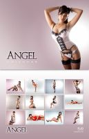 Angel Calendar by rekit