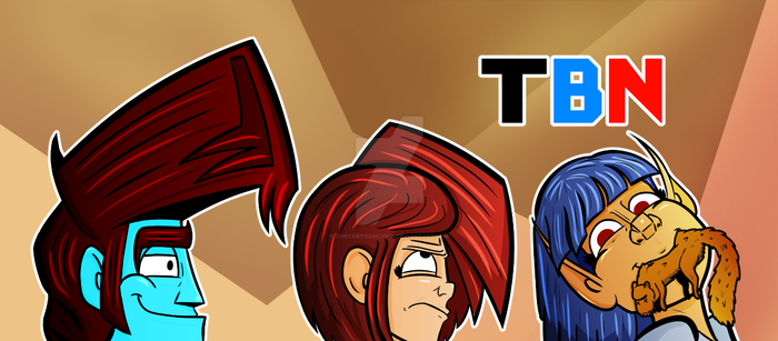 Advert Banner by thecartooncynic