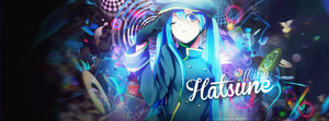 Cover Hatsune Miku by RogerGraphics