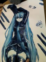 Hatsune Miku by luxray-meoth