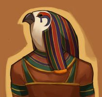 Horus by Amanecer