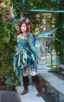 Water Fairy Costume by desifairy