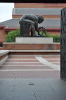 British Library by LuceamLuceo