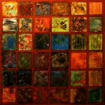 Stained Glass 1 by peggymintun