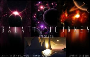 Galactic Journey - V.1 by GieGie