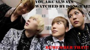 YOU ARE ALWAYS WATCHED! by Zeljkae