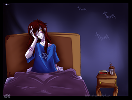 The Insomniac Last Night by Dake-Naita