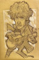 Bob Dylan by DenisM79
