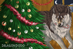 :CO: Rockin' around the Christmas tree by DragonDodo
