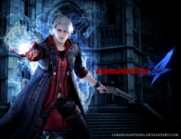 DMC4 Nero by ceriselightning