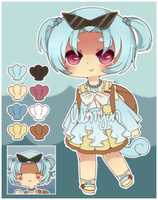 [CLOSED] Squirtle Adopt by WanNyan