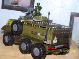 HALO Troop Truck Concept 3 by coonk9