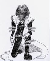 kaiba quick inked by lazarus84