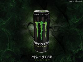 Monster by reecesk8