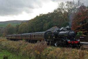 Marquess At Irwell Vale by robertbeardwell