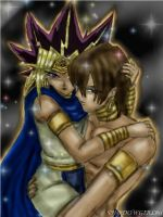 Egypt_Princes_yugioh by Shadowgirl89