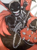 Spawn colored by RobTorres